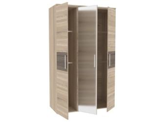 Шкаф трехстворчатый с зеркалом Бруна ЛД 631.152(150/131/132)