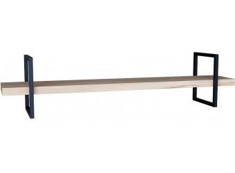 Полка навесная Кельн (Дуб золотой) ЛД 674.030