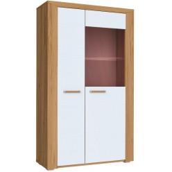 Шкаф двустворчатый Лакоста ЛД 673.040