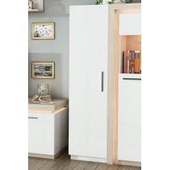 Шкаф в гостиную Неон ЛД 667.090 Белый Экспо