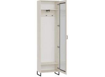 Шкаф одностворчатый со стеклом Сидней ЛД 672.030М