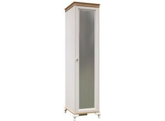 Шкаф одностворчатый с зеркалом Вилладжио ЛД 680.072