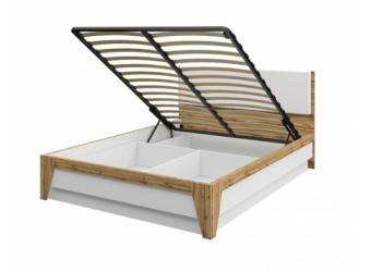 Двуспальная кровать 160x200 Сканди МН-036-20