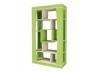 Сквозной детский стеллаж для книг и игрушек Комби МН-211-13