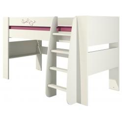 Двухъярусная кровать Сакура КРД120-1Д0 от Мебель-Неман
