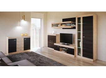 Гостиная Веста от Мебель-Неман МН-ГО-2