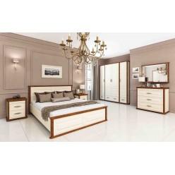 Бельевой комод для спальни Марсель МН-126-06