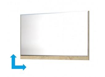 Прямоугольное настенное зеркало Домино Сонома ВК-04-21