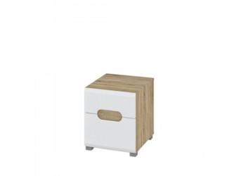 Прикроватная тумба для спальни Леонардо МН-026-06