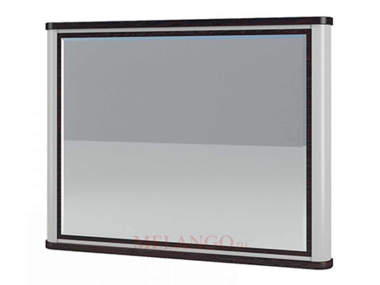 Прямоугольное настенное зеркало в спальню Наоми МН-021-07