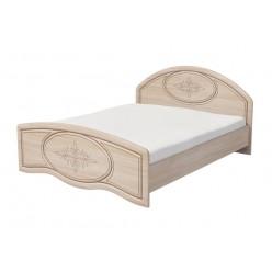 Двуспальная кровать Василиса К2-160 М ( с подъемным механизмом)