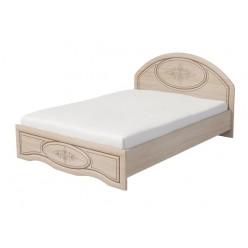 Двуспальная кровать  Василиса К1-160МП