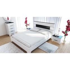 Прикроватная тумба с выдвижным ящиком для спальни Верона МН-024-02