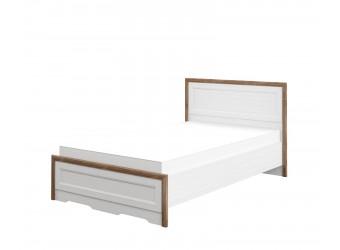 Двуспальная кровать Тиволи МН-035-25-120