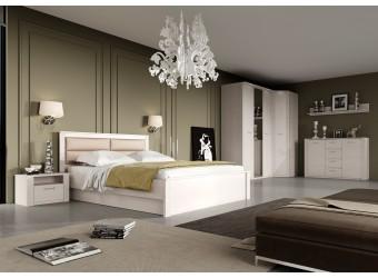 Спальня Элана от МебельГрад, комплектация 1