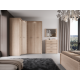 Спальня Элана от МебельГрад, комплектация 2