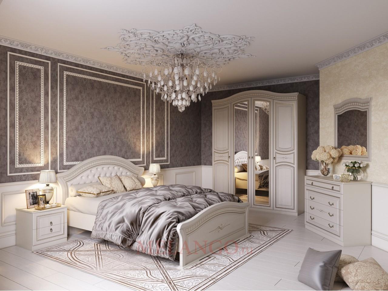 Спальня Николь от МебельГрад