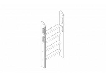 Пакет №13 Прямая лестница для кровати Соня