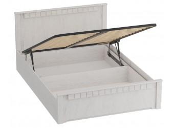 Двуспальная кровать Прованс с подъемным механизмом