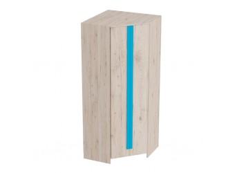 Детский угловой шкаф для одежды Скаут