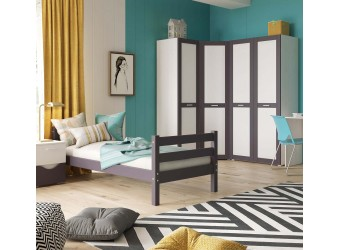 Шкаф для одежды однодверный Соня Лаванда