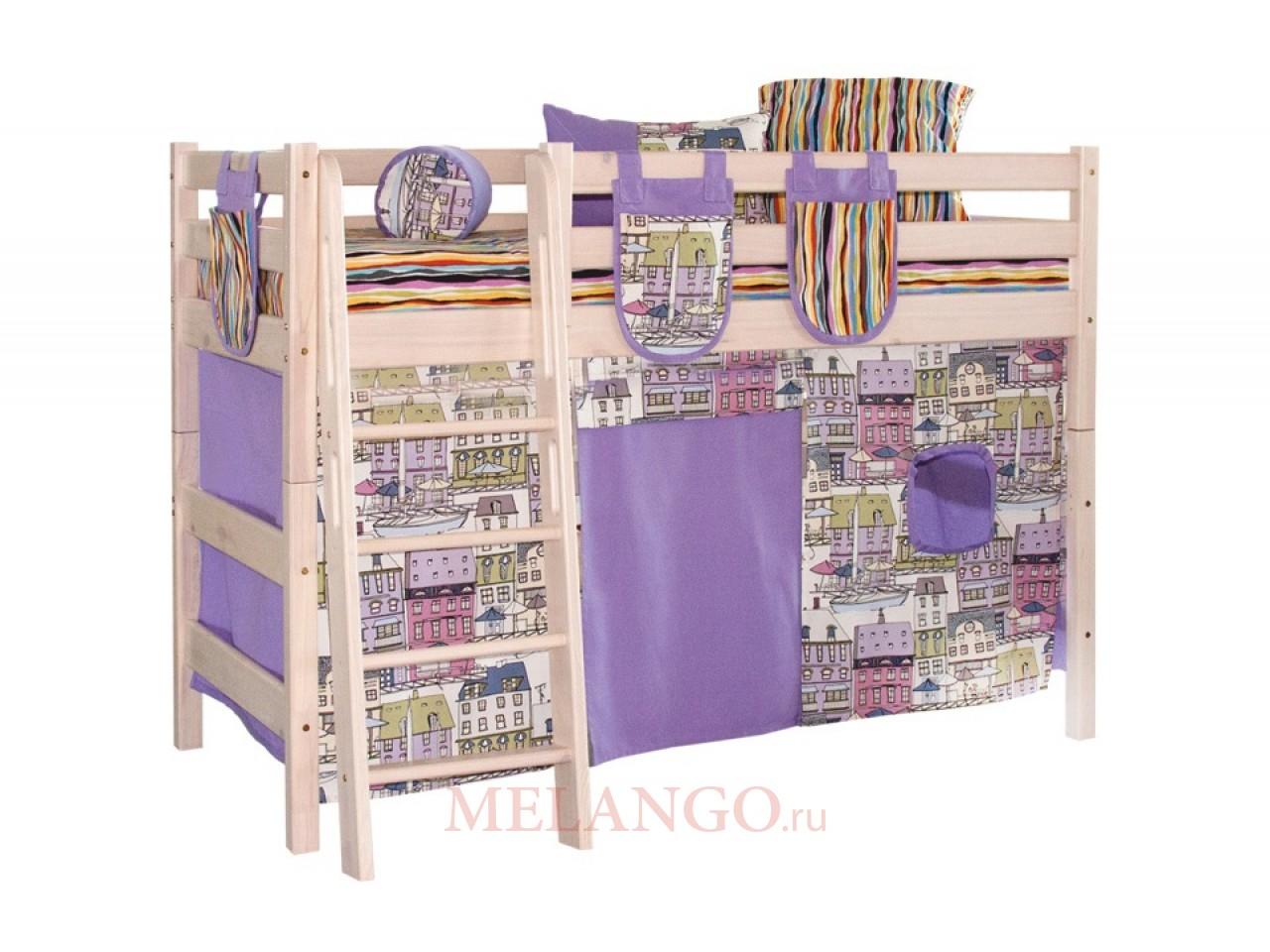 Штора для детской кровати Соня-1000