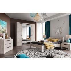 Спальный гарнитур Соренто композиция 1
