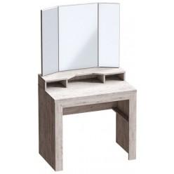 Туалетный столик Соренто с зеркалом
