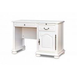 Стол 1420 Давиль ММ-126-01/01 (белая эмаль)