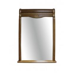 Зеркало Лика ММ-137-05 (медовый дуб)
