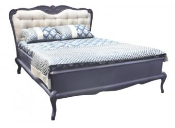 Двуспальная кровать Мокко ММ-316-02 (Изабелла)