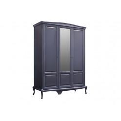 Шкаф для одежды Мокко ММ-316-01/03 (Изабелла)