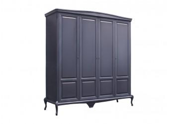 Шкаф для одежды Мокко ММ-316-01/04Б (Изабелла)