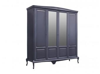 Шкаф для одежды Мокко ММ-316-01/04 (Изабелла)