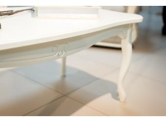 Журнальный столик «Валенсия 21» П375.03 (античная темпера с серебром)
