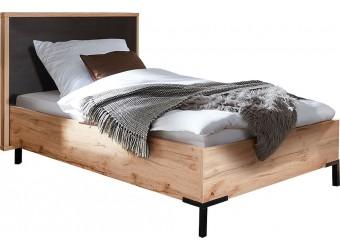 """Кровать одинарная """"Блэквуд"""" П 558.11-2"""