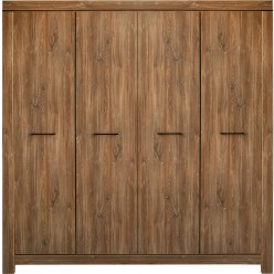 Шкаф для одежды «Гранде» П622.16 Дуб Стирлинг