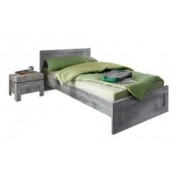 Кровать одинарная «Гранде» П622.09 Дуб Юкон