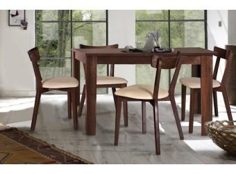 Стол раздвижной «Гресс» П501.22 (дуб сонома темный)