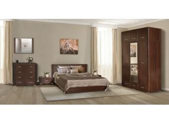 Спальня «Гресс» #2 (дуб сонома темный)