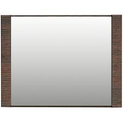 Зеркало настенное «Гресс» П501.18 (дуб сонома темный)