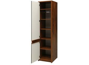 Шкаф для одежды «Монако» П528.09 (дуб саттер/мокко серый)
