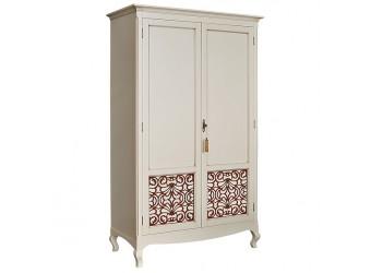 Шкаф для спальни «Видана Люкс» П445.01-2 (светлый ром)