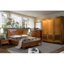 Спальня «Видана Люкс» 1 Коньяк