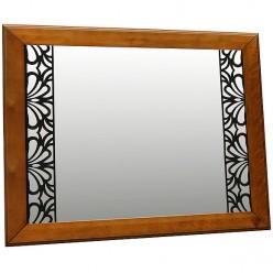 """Настенное зеркало """"Видана Люкс"""" П 445.05 Коньяк"""