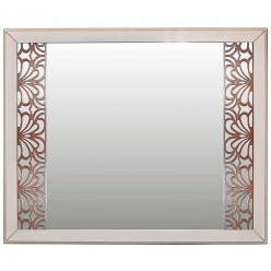 """Настенное зеркало """"Видана Люкс"""" П 445.05 Светлый ром"""