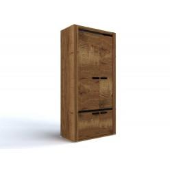 Двухстворчатый шкаф для одежды Б-1 (ДГТ) Бруна