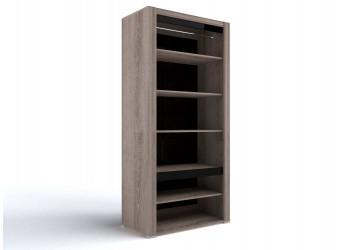 Двухстворчатый шкаф для одежды Б-1 (ЯТ) Бруна
