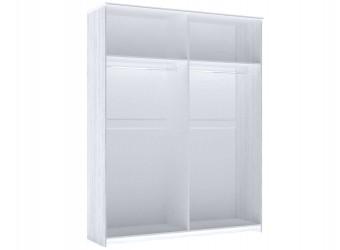 Четырехстворчатый шкаф для одежды СК-8 (СА/ОРТ) Кантри с зеркалом