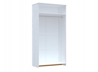 Двухстворчатый шкаф для одежды ГК-6 (СА/ОРН) Кантри